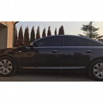 Chrysler 300M - Chrom-Zierleiste Heckleiste 3M Tuning Chromleiste Heckklappe