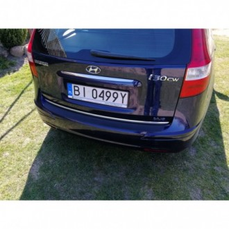 Ford Mondeo MK IV - Chrome side door trim