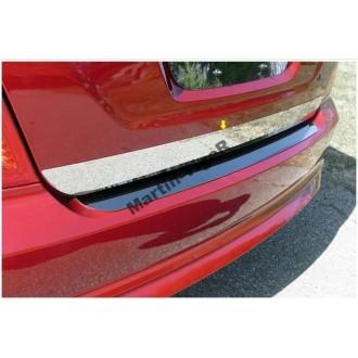 Mercedes E Klasa W210 Sedan - CHROME Rear Strip Trunk Tuning Lid 3M Boot