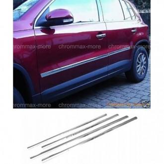VW VOLKSWAGEN TIGUAN - Chrome side door trim