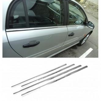 OPEL ZAFIRA B - Chrome side door trim