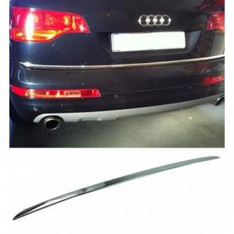 Audi Q7 - CHROME Rear Strip Trunk Tuning Lid 3M Boot