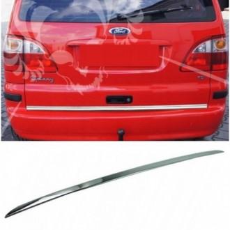 Ford GALAXY II Mk2 - CHROME Rear Strip Trunk Tuning Lid...
