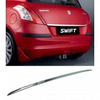 Suzuki SWIFT IV FZ, NZ 10 - CHROME Rear Strip Trunk...