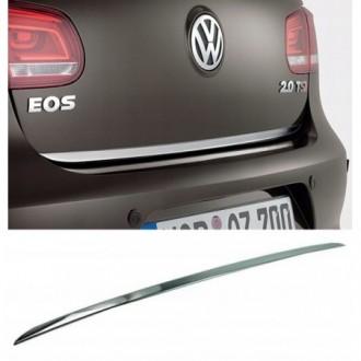 VW EOS - CHROME Rear Strip Trunk Tuning Lid 3M Boot