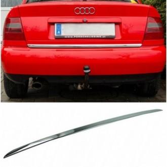 Audi A4 B5 8D2 Sedan - CHROME Rear Strip Trunk Tuning Lid...