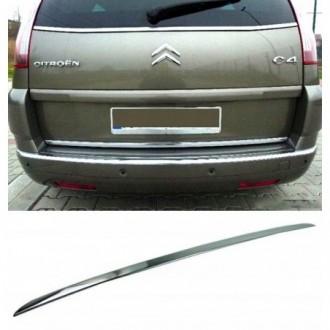 CITROEN C4 Grand Picasso - CHROME Rear Strip Trunk Tuning...