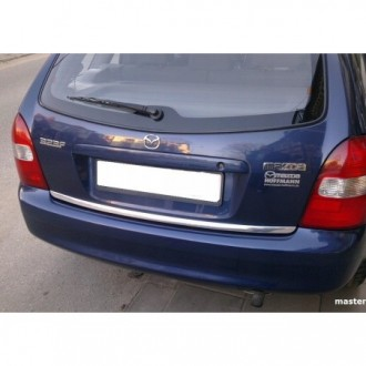 FORD GALAXY MK III WA6 - Chrome side door trim