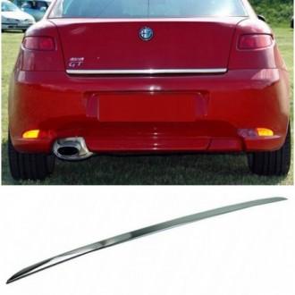 Alfa Romeo GT - CHROME Rear Strip Trunk Tuning Lid 3M Boot