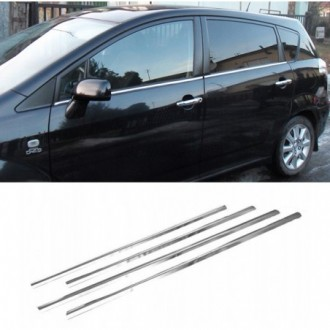 Toyota VERSO - Chrome side door trim