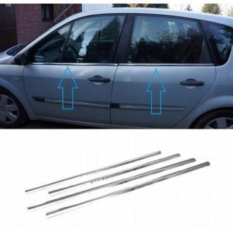 Renault SCENIC Grand - Chrome side door trim