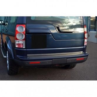 Jeep Grand Cherokee II WJ WG - Chrom-Zierleiste Heckleiste 3M Tuning Chromleiste Heckklappe