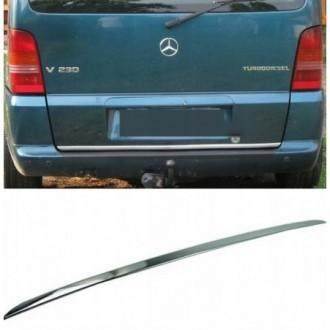 Mercedes VITO W638 - CHROME Rear Strip Trunk Tuning Lid...