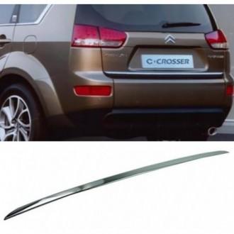 Citroen C-CROSSER EP - CHROME Rear Strip Trunk Tuning Lid...
