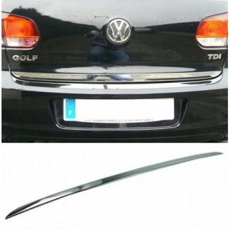 VW GOLF 6 VI - CHROME Rear Strip Trunk Tuning Lid 3M Boot