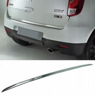 Mitsubishi COLT VII Z2_A 08 - CHROME Rear Strip Trunk...