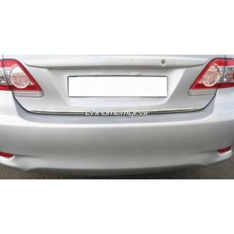 Toyota Corolla X E15 - Chrom-Zierleiste Heckleiste 3M Tuning Chromleiste Heckklappe