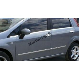 Fiat GRANDE PUNTO - Chrome side door trim