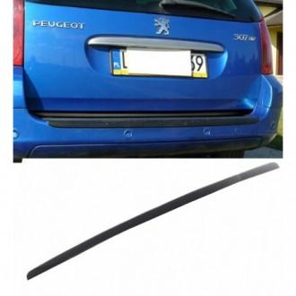 Peugeot 307 SW Kombi - BLACK Rear Strip Trunk Tuning Lid...