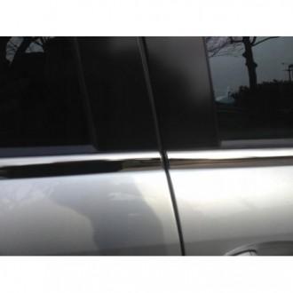 VW LUPO - Chrom-Zierleiste Heckleiste 3M Tuning Chromleiste Heckklappe