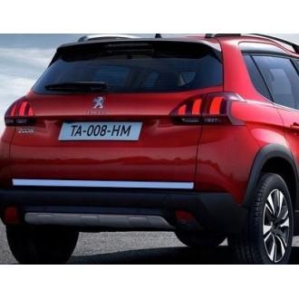 VW Touareg - Chrom-Zierleiste Heckleiste 3M Tuning Chromleiste Heckklappe