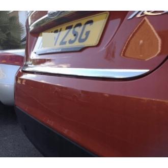 BMW X6 SUV F96, G06 2019+ Strip on Trunk Lid