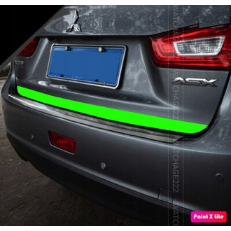 Green Rear Strip Trunk Tuning Lid 3M Boot