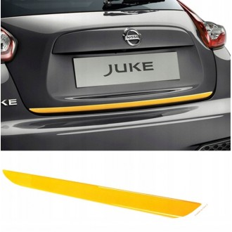 FORD FIAT - Yellow Rear Strip Trunk Tuning Lid 3M Boot