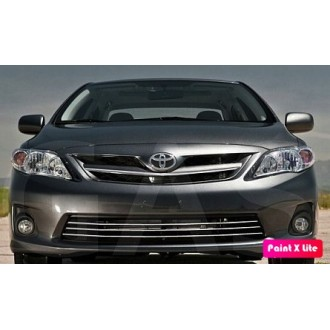 Toyota COROLLA E15 - Chrome Grille Kit 3M Tuning