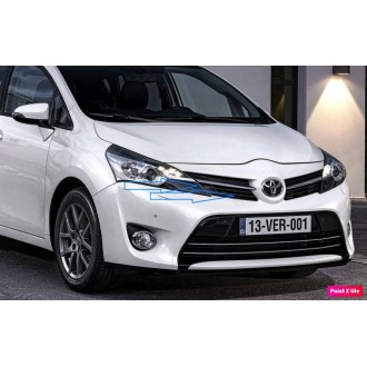Toyota VERSO - Chrome Grille Kit 3M Tuning