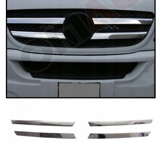 Mercedes VITO VIANO W639 - Chrome Grille Kit 3M Tuning