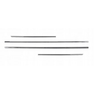 VW GOLF V HB 3D - Chrome side door trim