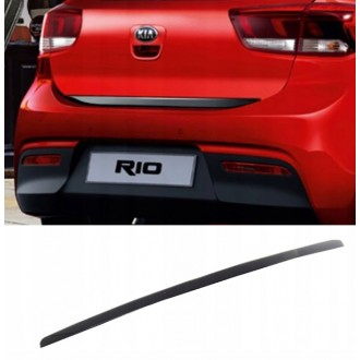 BMW F11 Kombi - BLACK Rear Strip Trunk Tuning Lid 3M Boot