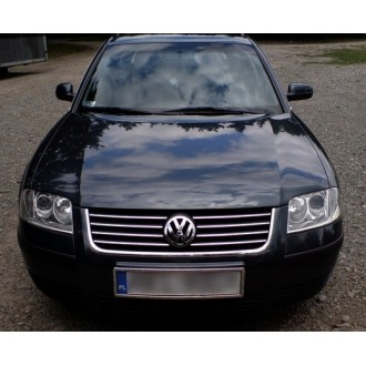 VW PASSAT B5 - Chrome Grille Kit 3M Tuning