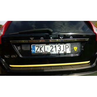 VOLVO XC60 - YELLOW Rear Strip Trunk Tuning Lid 3M Boot
