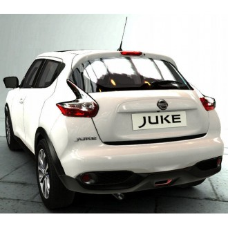 Nissan JUKE - BLACK Rear Strip Trunk Tuning Lid 3M Boot