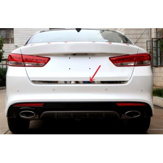 KIA OPTIMA IV - CHROME Rear Strip Trunk Tuning Lid 3M Boot