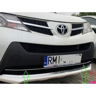 Toyota RAV4 IV - Chrom Kühlergrill 3M Tuning