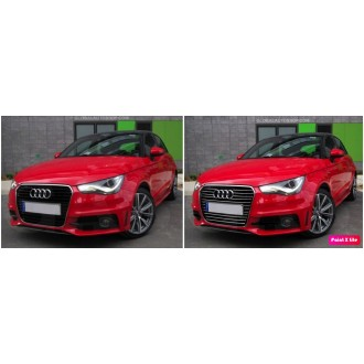 AUDI A1 - Chrome Grille Kit 3M Tuning