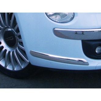 DACIA - Chrome side bumper trim
