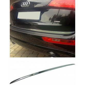 Audi Q5 - Chrom-Zierleiste Heckleiste 3M Tuning Chromleiste Heckklappe