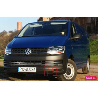 VW Transporter T5 - Chrome Grille Kit 3M Tuning