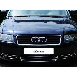 AUDI A4 B6 - Chrome Grille Kit 3M Tuning