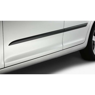 Nissan SENTRA - Black side door trim