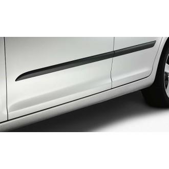 Subaru TRIBECA - Schwarz Zierleisten Türleisten