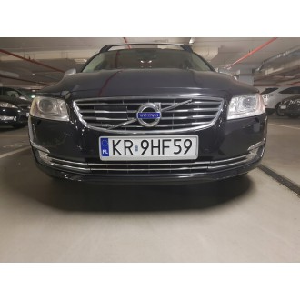 Volvo S80 II - Chrome Grille Kit 3M Tuning