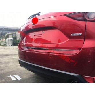 MAZDA CX-5 CX5 II - CHROME Rear Strip Trunk Tuning Lid 3M Boot