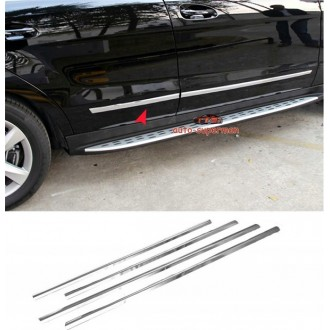 Citroen C4 I - Chrome side door trim