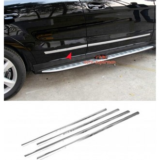 Ssangyong KORANDO - Chrome side door trim