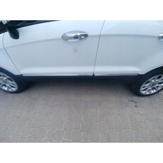 Ford ECOSPORT - Chrome side door trim
